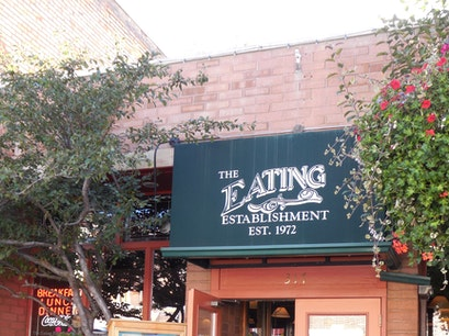 Eating Establishment Park City Utah United States