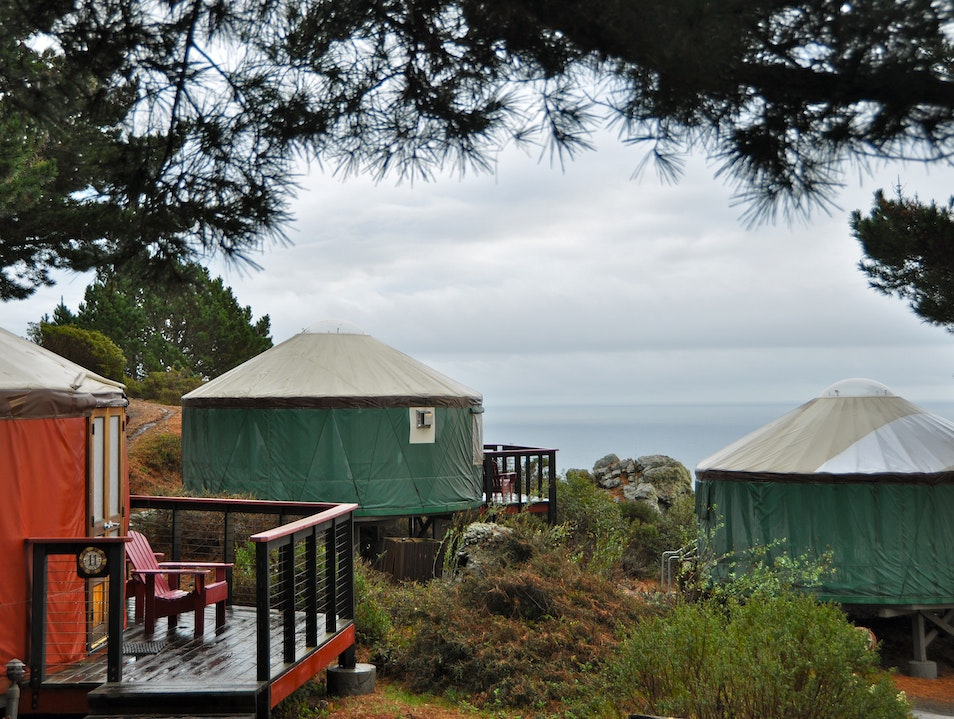 Yurts Aways Big Sur California United States
