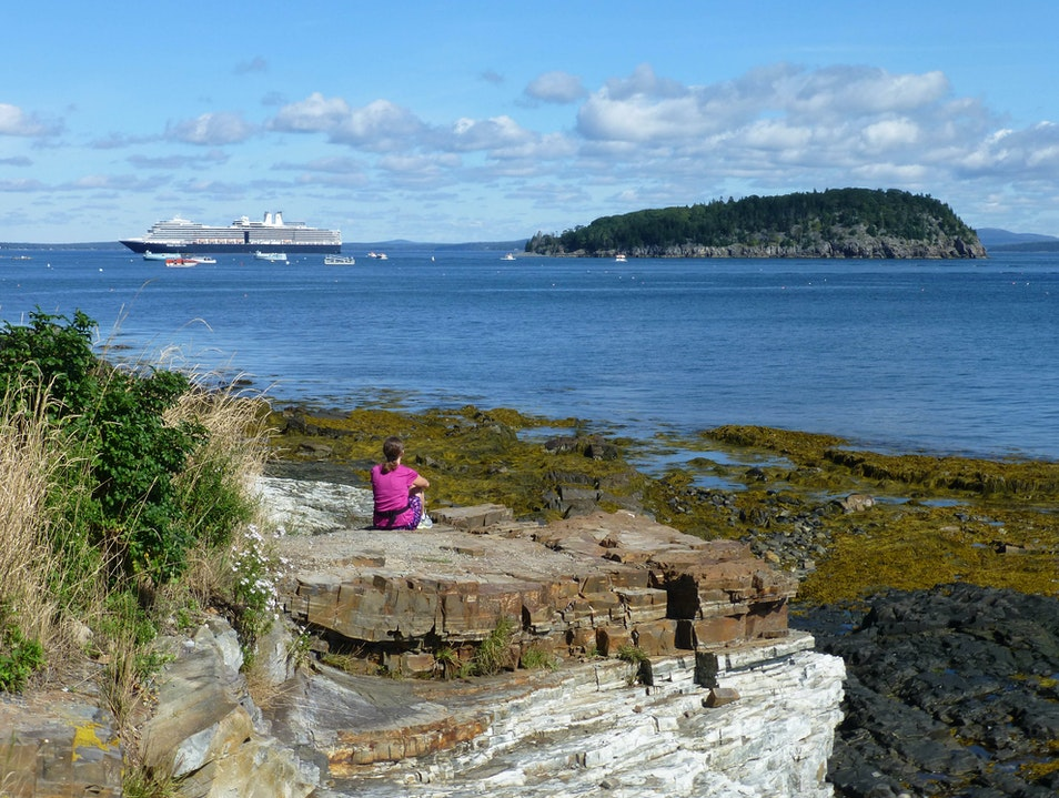 170 years of Shore Path Ramblers Can't Be Wrong Bar Harbor Maine United States