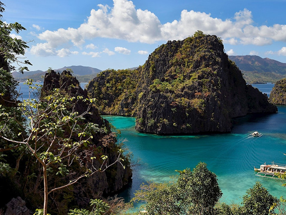 Coron and the Calamian Archipelago Coron  Philippines