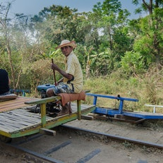 Bamboo Train Battambang