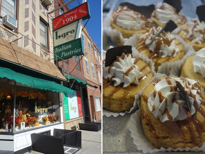 Isgro Pastries Philadelphia Pennsylvania United States