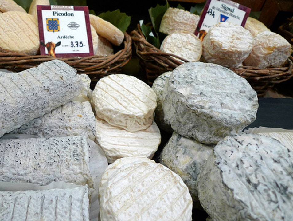 The Ultimate French Cheese Shop