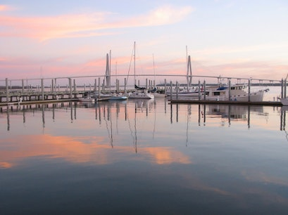 Charleston Harbor Charleston South Carolina United States