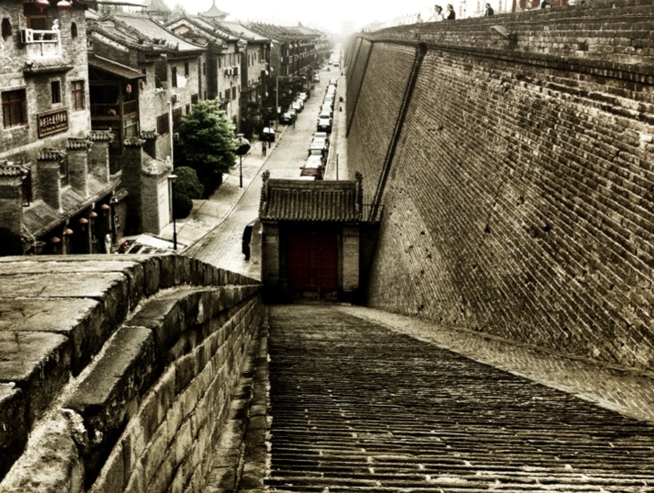 City Wall Xi'an  China