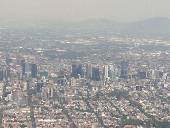 Early Spring in Mexico City