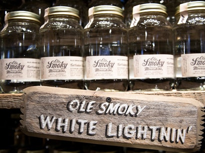 Ole Smoky Tennessee Moonshine Gatlinburg Tennessee United States