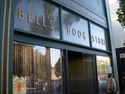 Bell's College Bookstore Palo Alto California United States
