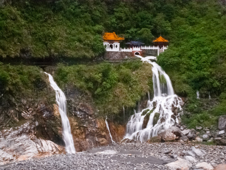Find Solace at the Eternal Spring Shrine Xiulin Township  Taiwan