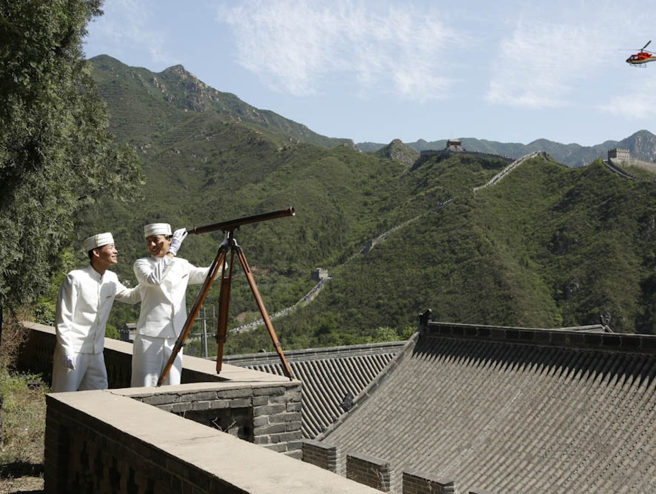 A Bird's Eye View of Beijing with The Peninsula Academy
