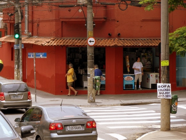 A hidden food gem in Pinheiros