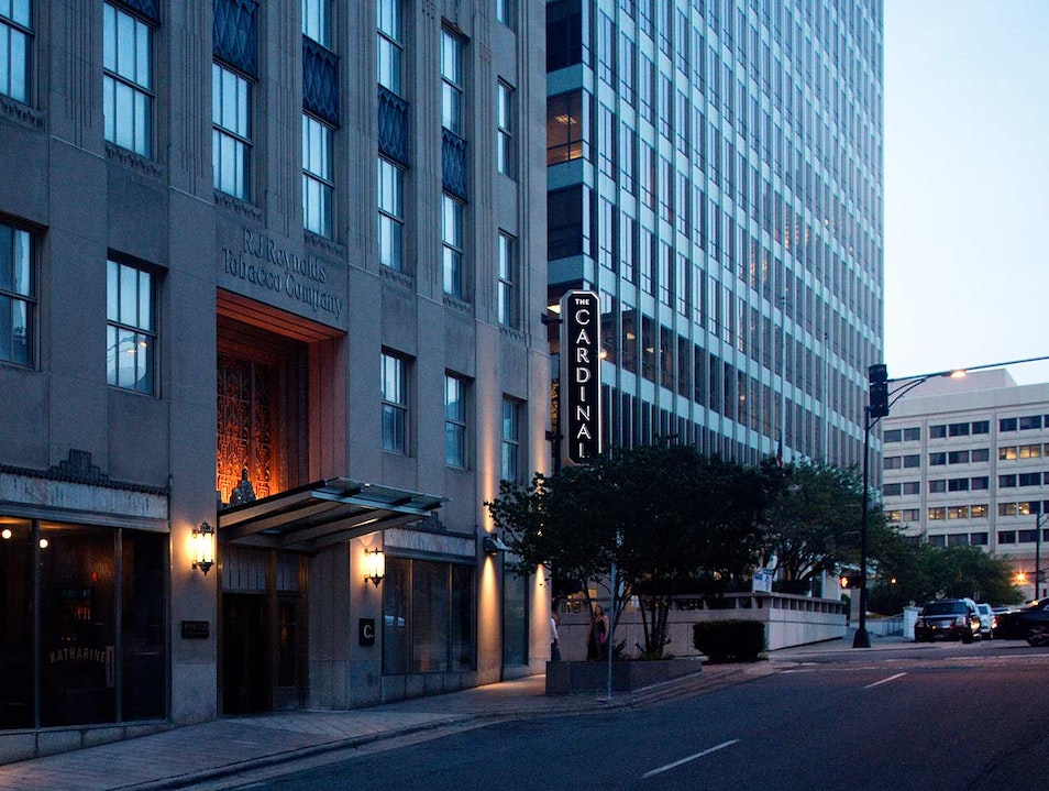 Kimpton Cardinal Brings Boutique & Bowling to Winston-Salem Winston Salem North Carolina United States