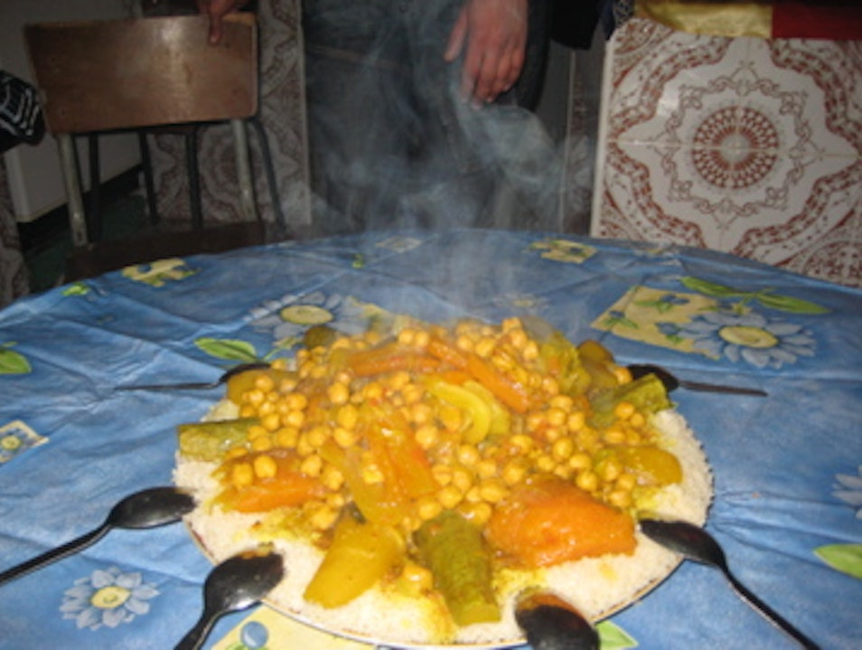 Eat with a Spoon Fes  Morocco