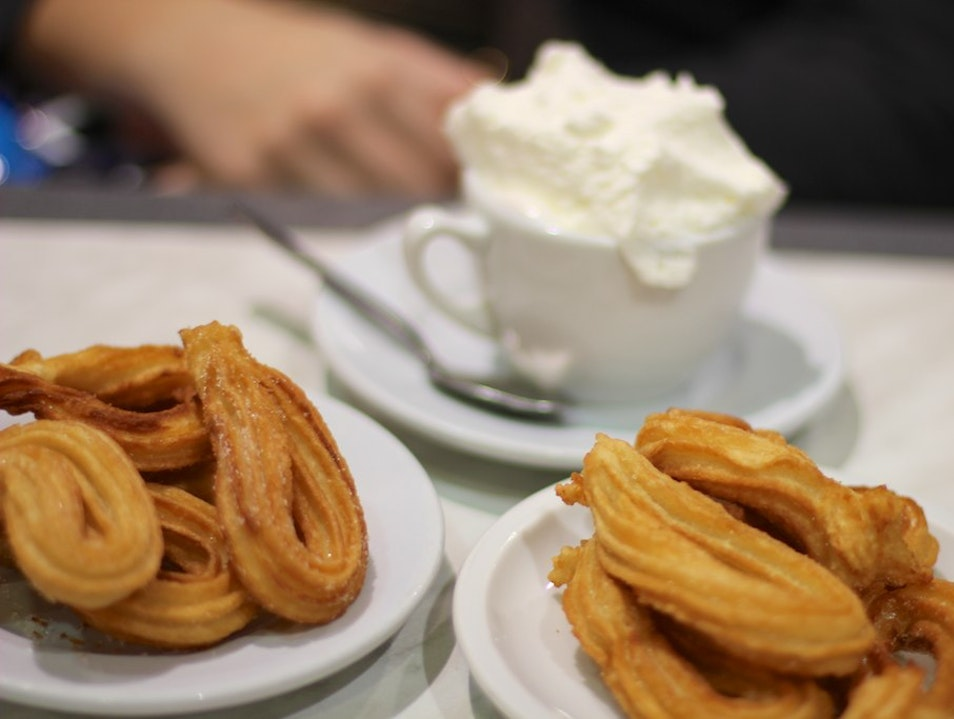Dip Into Barcelona's Chocolate and Churro Culture Barcelona  Spain
