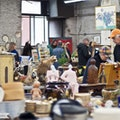 Antiques Garage New York New York United States