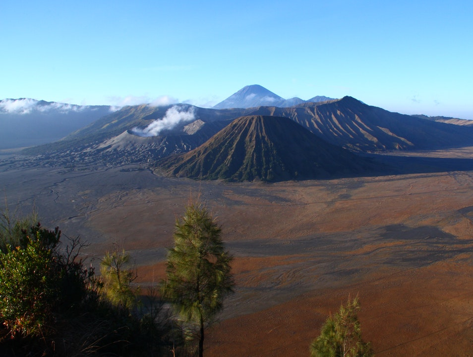 The Unimaginable Caldera of Mt. Bromo, INDONESIA Tosari  Indonesia