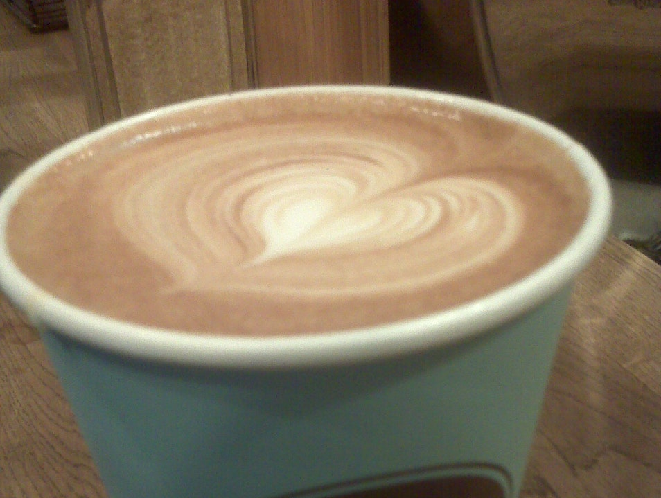 Sipping a Cup of Joe in the Heart of the West Village