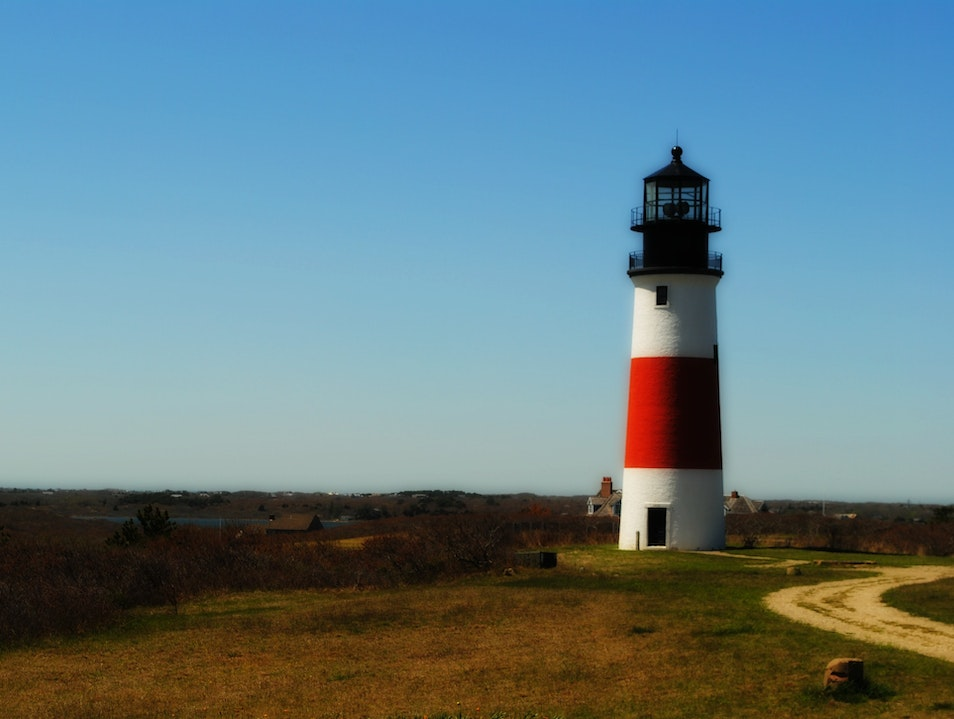 Sankaty Lighthouse: Saving Ships for More Than 160 Years Nantucket Massachusetts United States