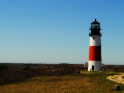 Sankaty Head Lighthouse Nantucket Massachusetts United States