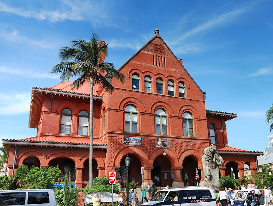 Key West Museum of Art and History Key West Florida United States