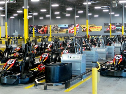 Pole Position Raceway Frisco Texas United States
