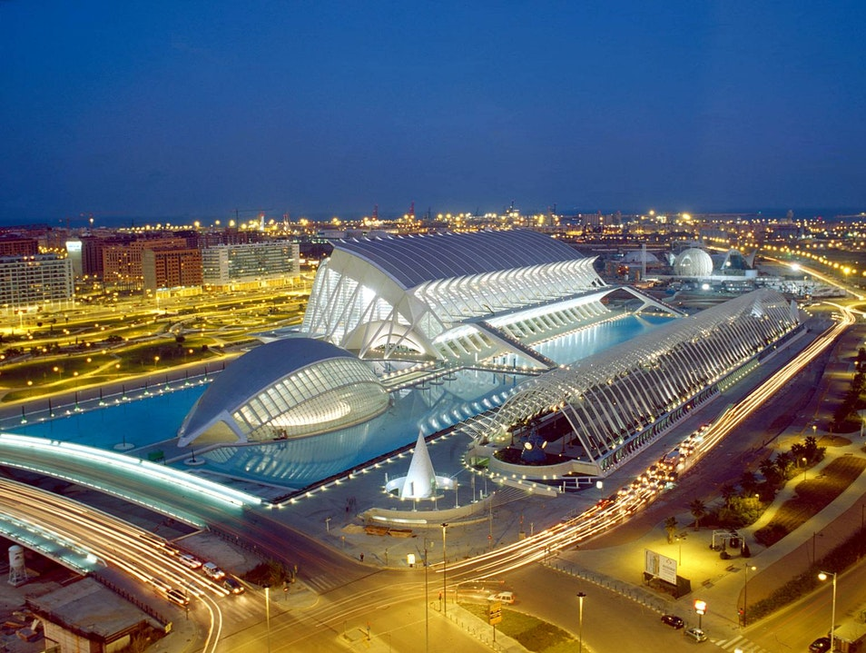 City of Art and Science, Valencia