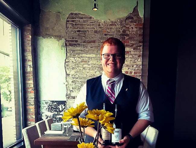 """An Afternoon with a Real """"Somm"""" at The Wine Room, Kinston, NC"""