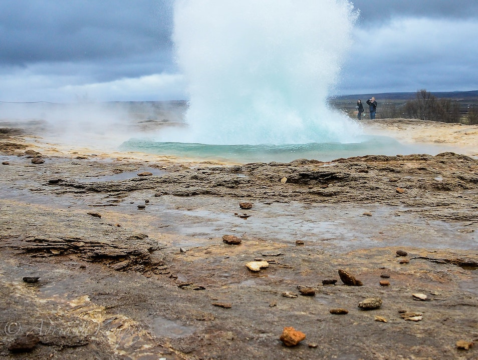 Geysir  South  Iceland