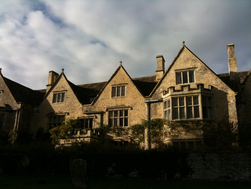 Stay in Nancy Mitford's bedroom. Really. Asthall  United Kingdom
