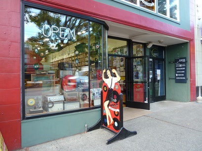 Bop Street Records Seattle Washington United States
