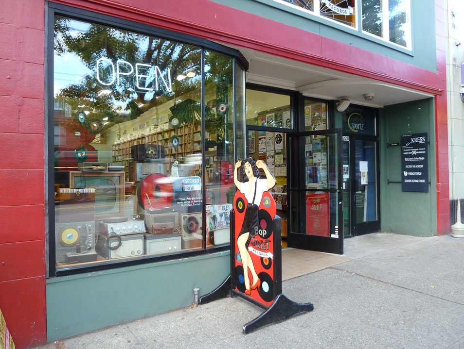 Rock On at Bop Street Records