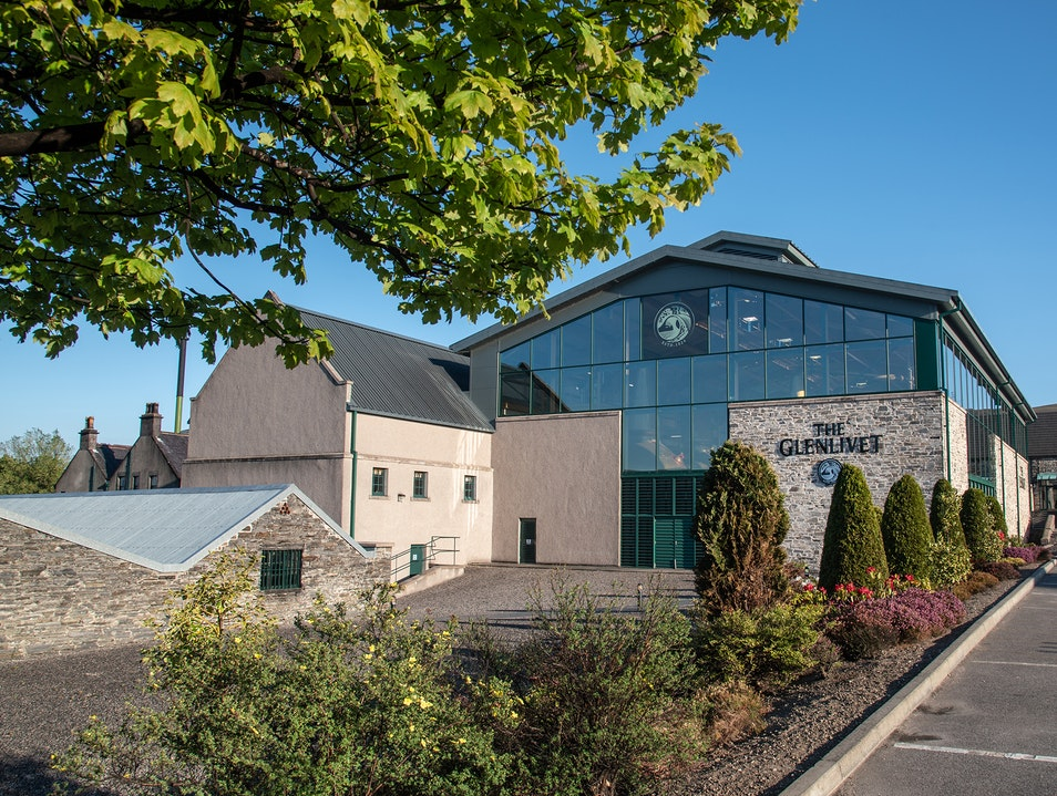 The Glenlivet Distillery   United Kingdom