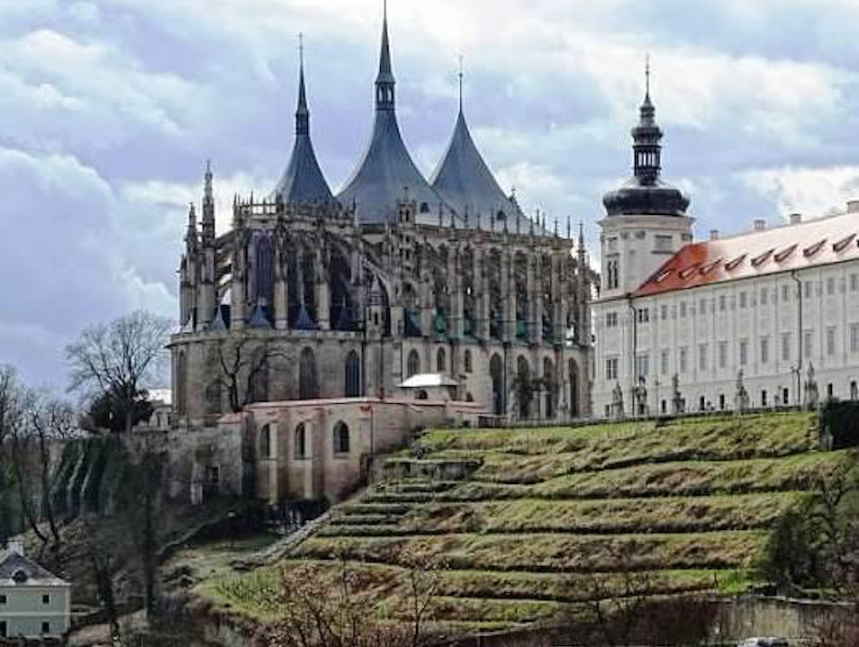 Absolutely Stunning! Kutna Hora  Czech Republic