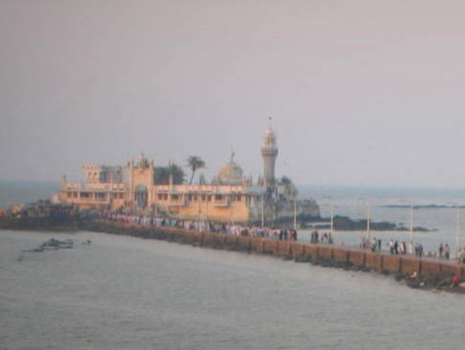 Visit a Mosque in the Ocean