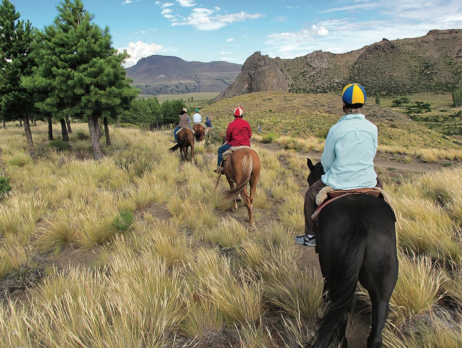 Horseback Ride through Patagonia Bariloche  Argentina