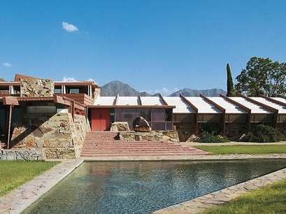 Taliesin West Scottsdale Arizona United States
