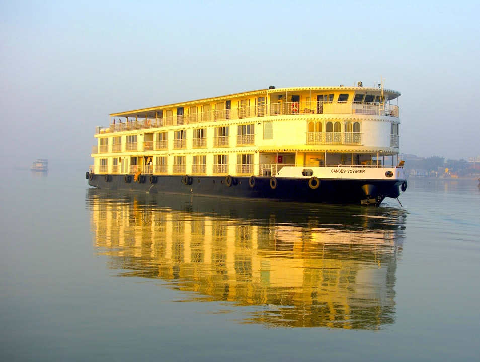 Incredible Cruises along the Ganges Kolkata  India