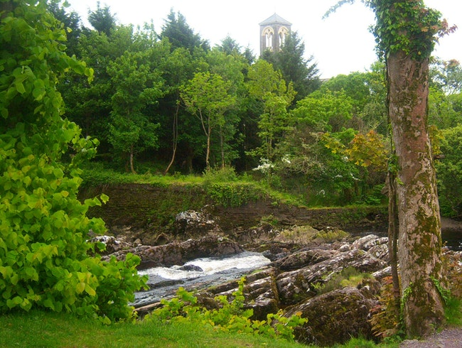 Why go: Sneem Ireland