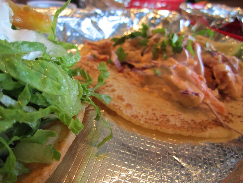 Tacos: Locally Sourced and Delicious! Austin Texas United States