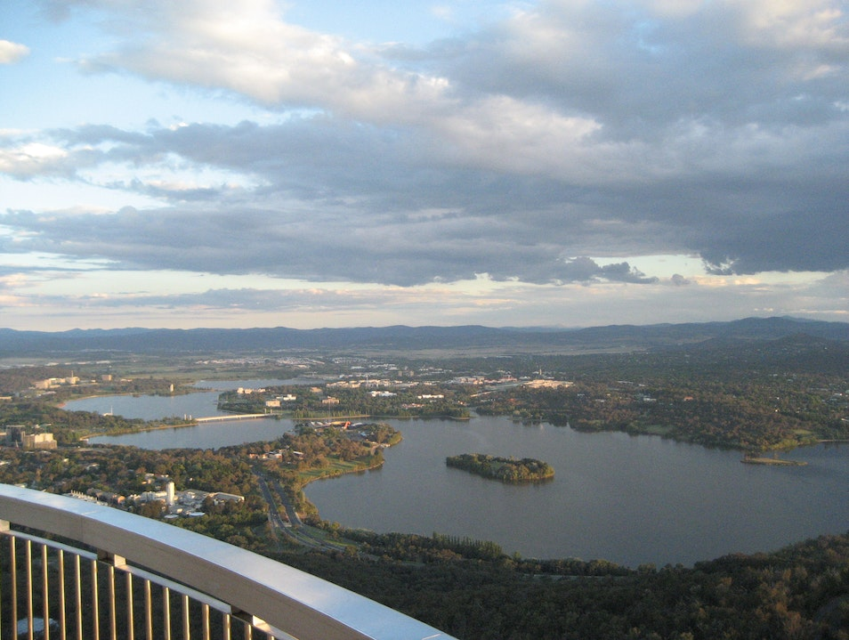 Telstra Tower Canberra  Australia