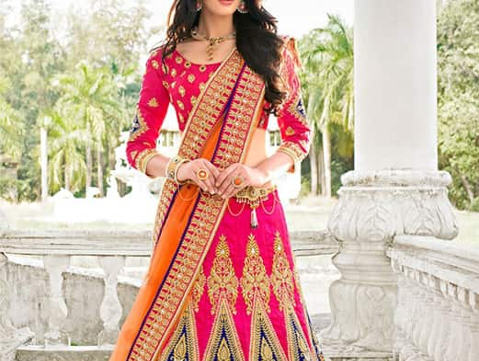 Designers Lehenga Choli New Delhi  India