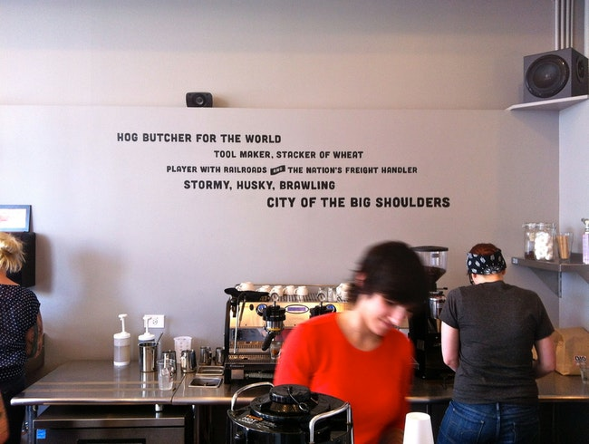 Chicago (Ave)'s Coffee