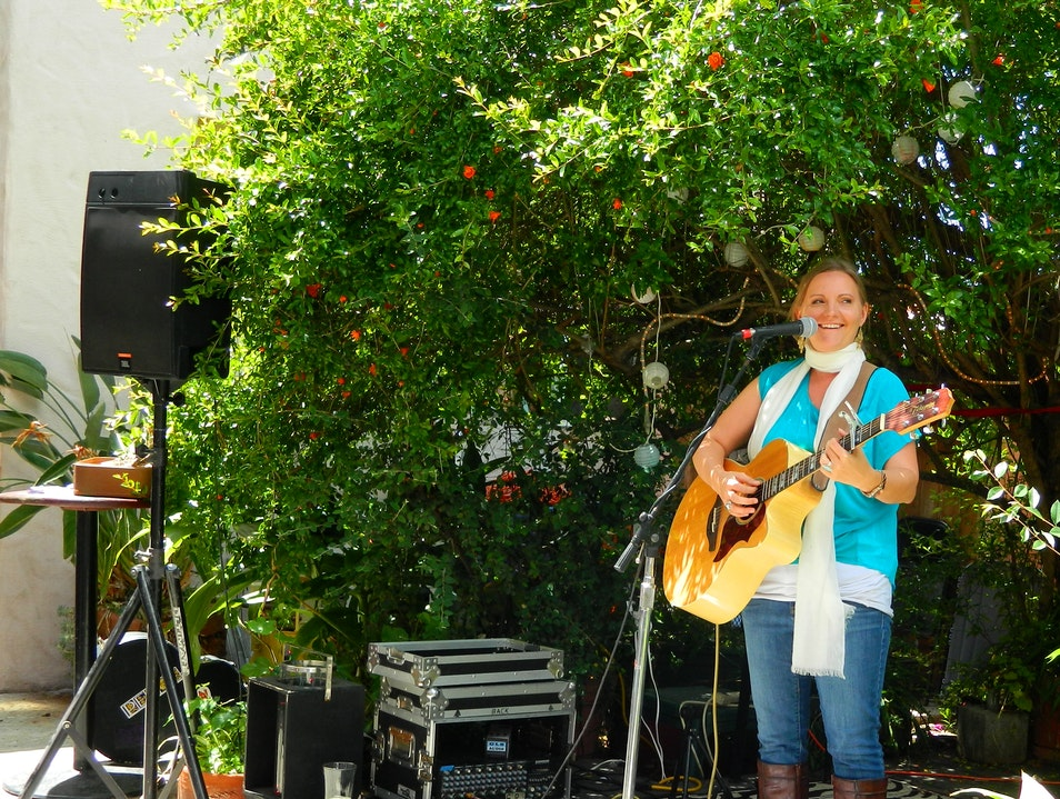 Local Musicians Unplugged In San Diego San Diego California United States