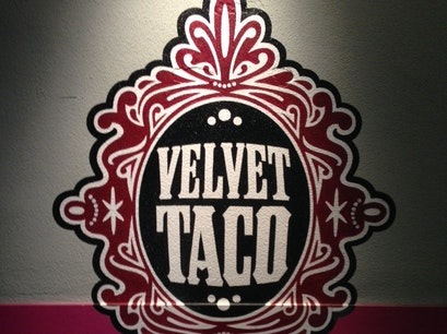 Velvet Taco Dallas Texas United States