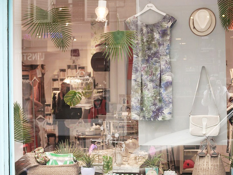 Indie Fashion in a One-of-a-Kind Setting