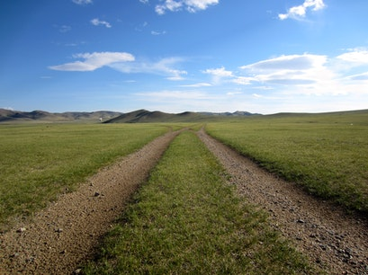 Steppe Nomads Camp Baganuur  Mongolia
