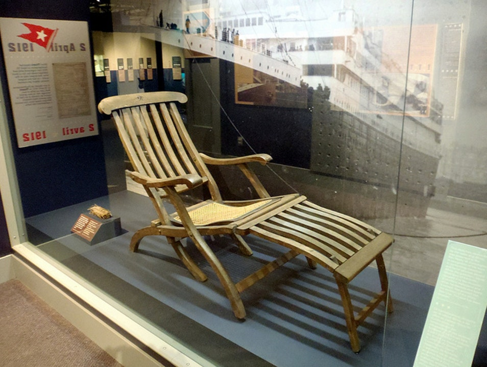 Maritime History and Titanic Artifacts  Halifax  Canada