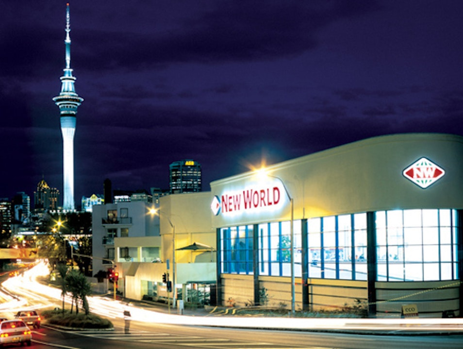 New World Auckland  New Zealand