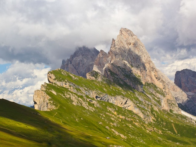 Hiking the Dolomites of the Italian Alps
