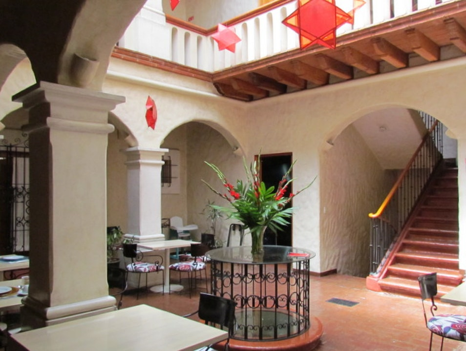 Artist-Owned Boutique Hotel Oaxaca  Mexico